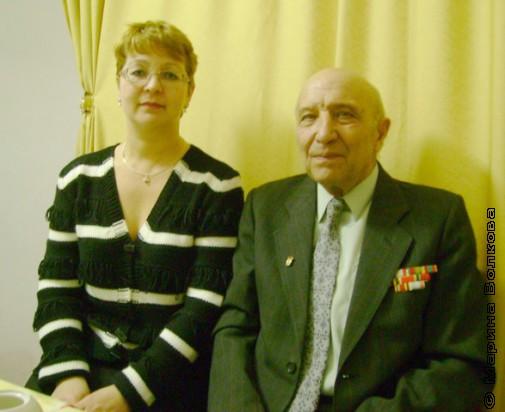 Л.В.Щукина и Г. Е. Осетров