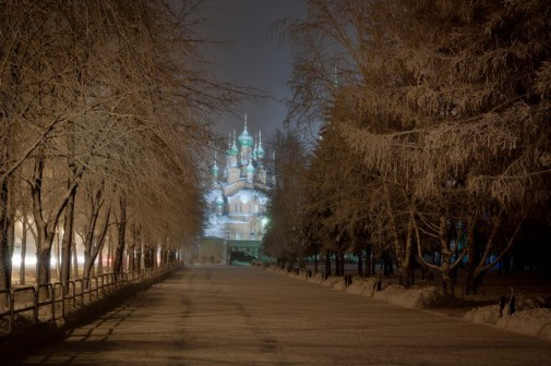Храм Александра Невского на Алом поле