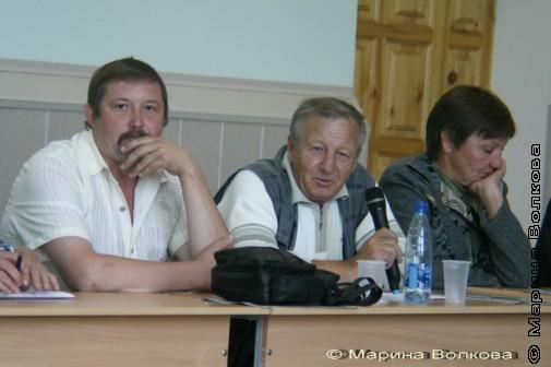 Геннадий Михайлович Темников