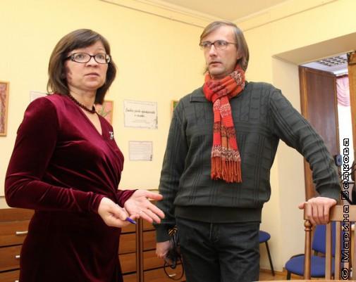 Нина Ягодинцева и Янис Грантс