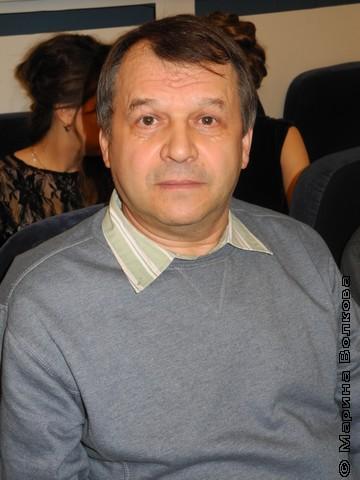 Писатель Александр Кожейкин