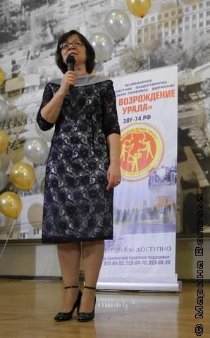 Нина Васильевна Ягодинцева об итогах конкурса