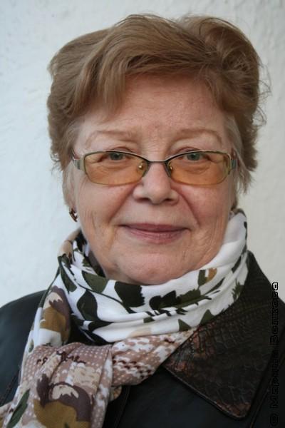 Наталья Степановна Шмидт
