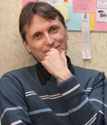Михаил Придворов слушает Елену Сыч
