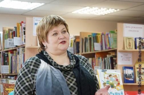 Елена Сыч и книга Большой портрет