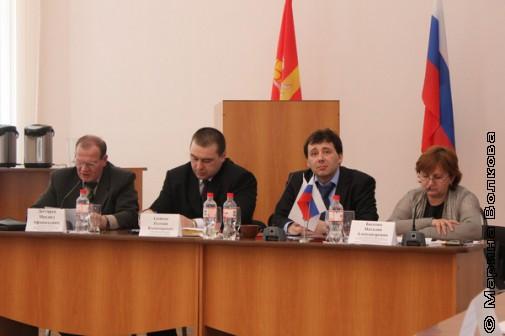 Местное самоуправление - ресурс развития региона