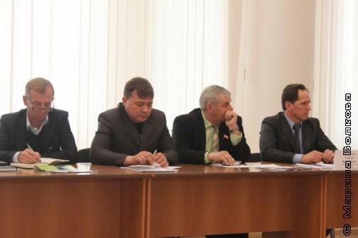 """Круглый стол """"Местное самоуправление как ресурс развития региона"""""""