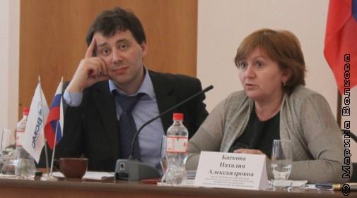 Юрий Гурман и Наталья Баскова