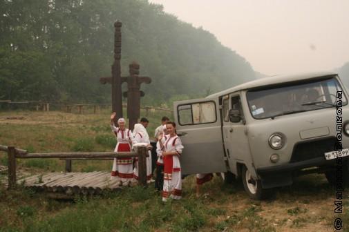 Транспорт народных артистов