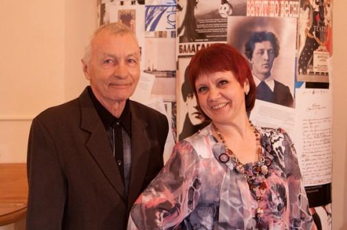 Сергей Борисов и Нина Пикулева