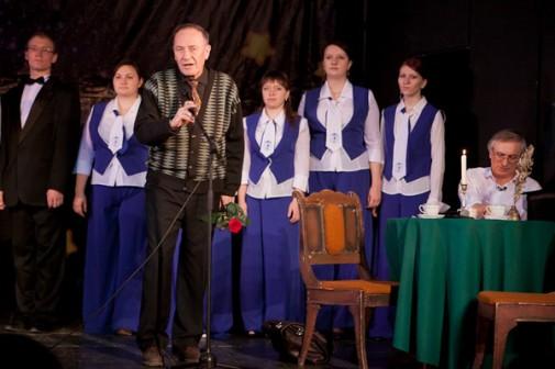 Вечер поэзии в Камерном театре 21 марта