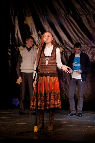 Вечер поэзии в Камерном театре 21 марта 2012