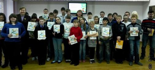 Читательские марафоны в школе № 127