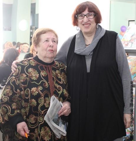 Н.А.Капитонова и М.В.Волкова