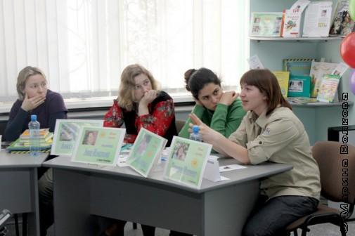 Пресс-конференция детских писателей
