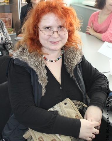 Марина Юрина, автор озорной