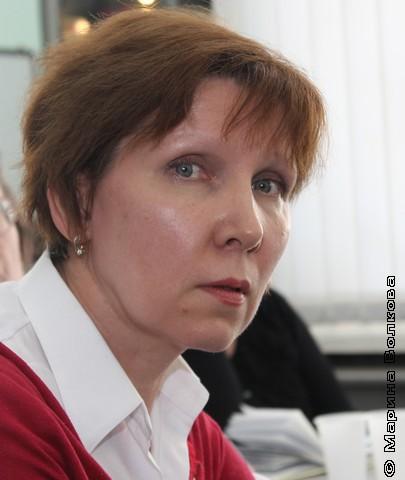 Елена Александровна Разборова, директор ЦБС