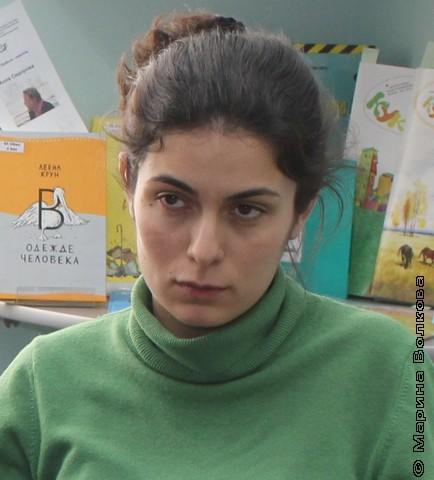 Юлия Кузнецова: своим ученикам я не говорю, что пишу книги