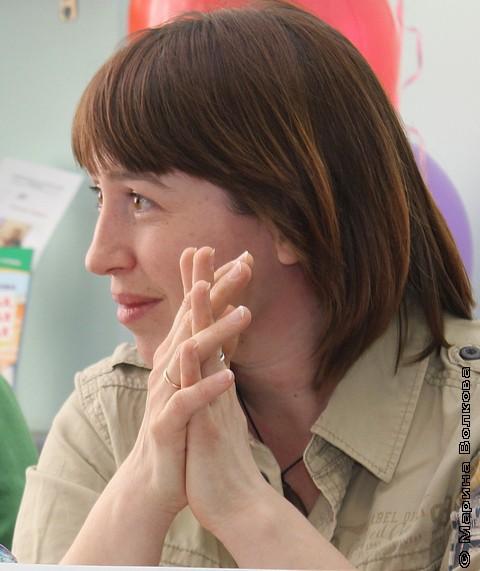 Тамара Михеева, лауреат премии П.В.Бажова (организатор сегодняшней встречи)