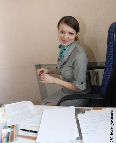 """Анастасия Порошина, поэт, руководитель студии """"Алые паруса"""""""