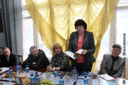 Анна Бутакова - о необходимости издания книг о Нязепетровске