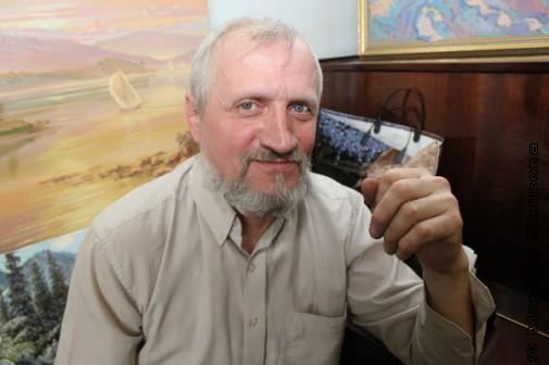 Александр Рейх знает всё про краеведческую литературу края