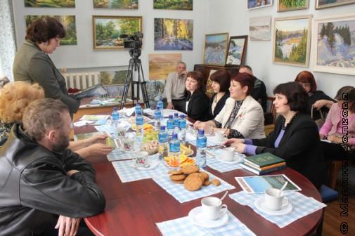 Круглый стол по бренду Нязепетровска
