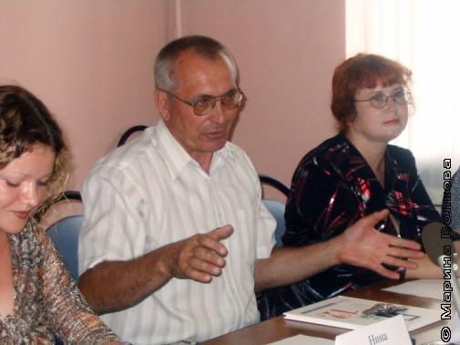 День памяти Николая Шилова