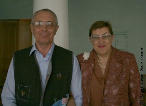 Шилов и Волкова