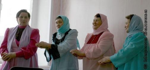 Нагайбакские бабушки