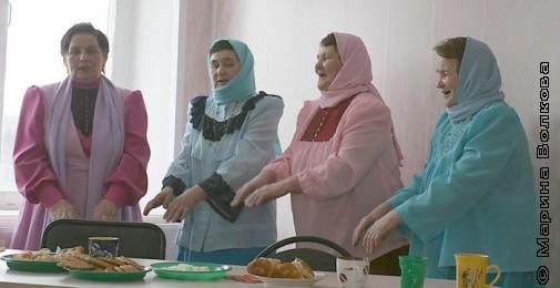 Квартет из Нагайбакского района Челябинской области