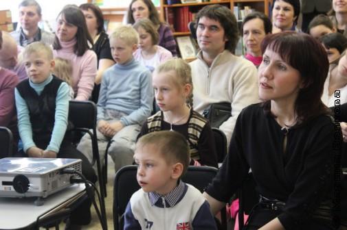 Читающие семьи Челябинска