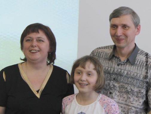 Семья Шляпиных - самая читающая семья Челябинска