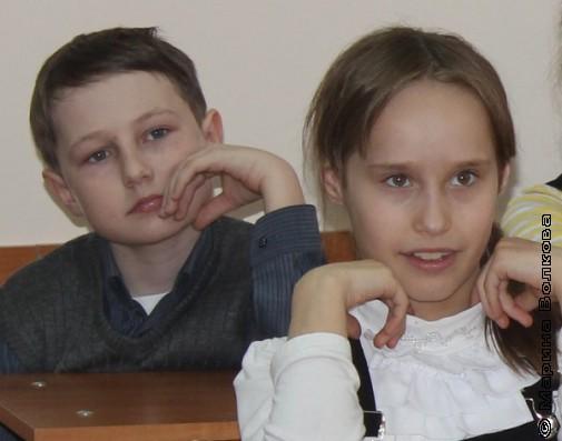 Дети 59-ой школы