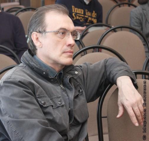 "Виталий Кальпиди на презентации ""Графита"""