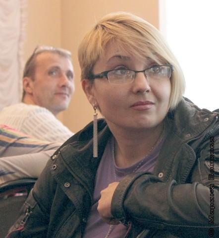 Янис Грантс и Наталья Деревягина