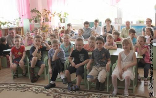 в детском саду Копейска