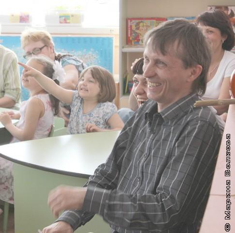 Михаил Придворов тоже рад мухе