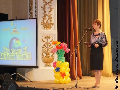 Людмила Щукина открывает неделю детской книги