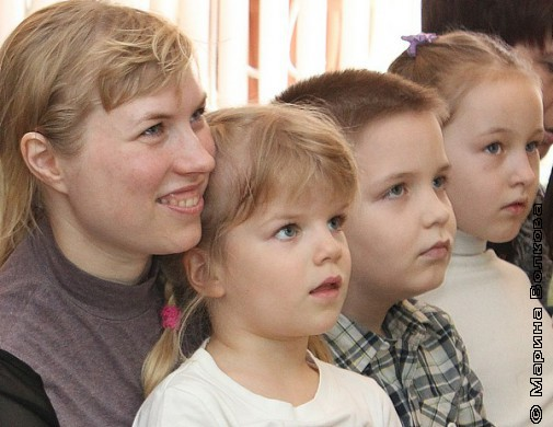 Читательский семейный марафон