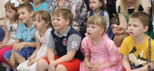 Читательский марафон в детском саду № 53 Копейска