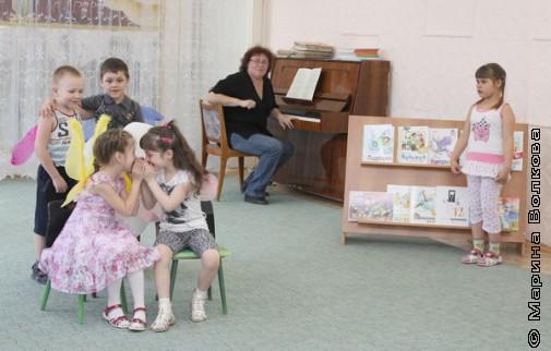 Праздник Книги в детском саду