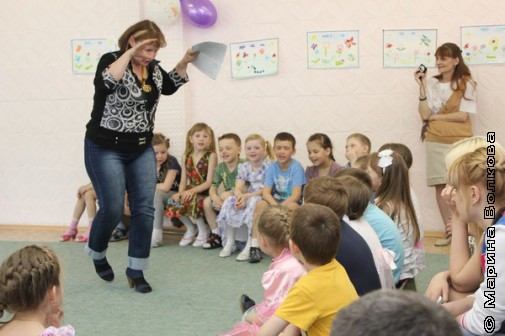 Наталья Крупина со страшными стихами