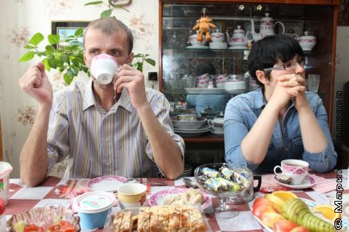 Янис Грантс и Анастасия Богомолова