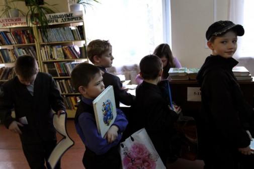 Библиотека в Верхнем Уфалее