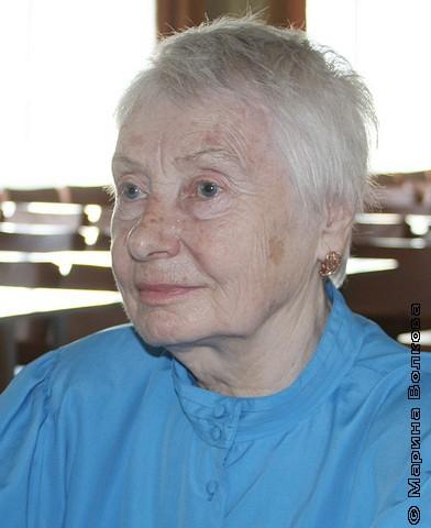 Галина Ивановна Кравченко