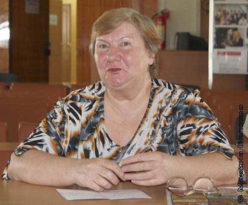 Наталья Ефимовна   Рахматуллаева