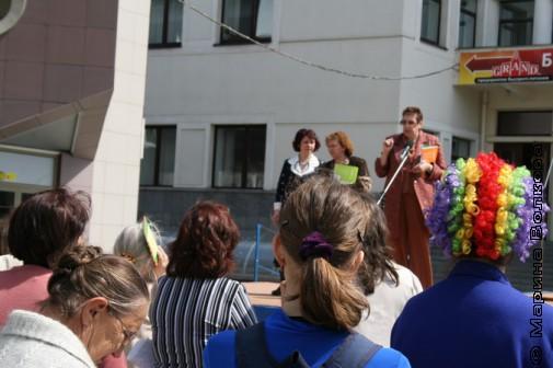 1 июня 2010 на Кировке