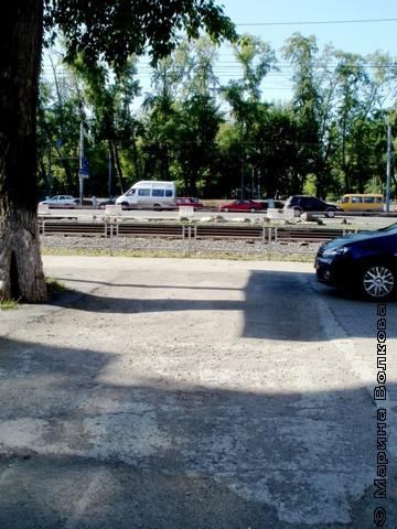Район Комсомольской площади
