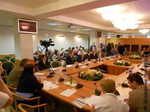 Круглый стол в Госдуме по проблемам детской литературы